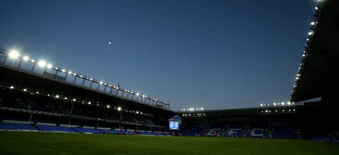 Goodison park is the most intimidating ground